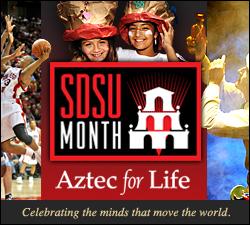 SDSU Month