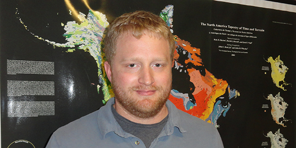 Research Scientist Eric Thompson joins the Department