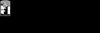Geology Horizontal Logo - Grayscale
