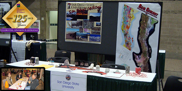 SDSU @ GSA's 125th Annual Meeting and Expo
