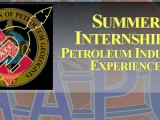 SEMINAR: September 25th 2013 – Summer Internships: Petroleum Industry Experience – AAPG Student Chapter