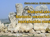 Watch on Demand! Ákos Török – Natural Stones: Historic Materials and Sustainable Resources