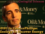 SPECIAL PRESENTATION: November 7th 2013; 9:30am – From SDSU to ConocoPhillips: Using Geology to Uncover Energy – Greg Leveille