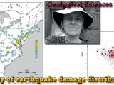 SEMINAR: November 20th 2013 – Anatomy of earthquake damage distributions – Susan Hough