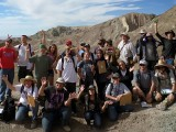 Photos: Rainbow Basin GEOL 200 Field Trip