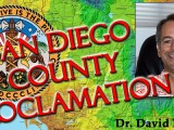 Dr. David Huntley Proclamation – County Board of Supervisors