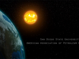 SDSU's entry for the 2014 AAPG Student Chapter YouTube Video contest