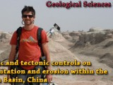 SEMINAR ON DEMAND: Climatic and tectonic controls on sedimentation and erosion within the Qaidam Basin, China – Richard Heermance