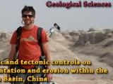 SEMINAR ON DEMAND: Climatic and tectonic controls on sedimentation and erosion within the Qaidam Basin, China – Richard Heermance