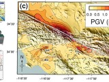 Expected seismic shaking in Los Angeles reduced by San Andreas fault zone plasticity