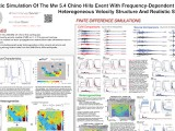 Deterministic Simulation Of The Mw 5.4 Chino Hills Event With Frequency-Dependent Attenuation, 1 Heterogeneous Velocity Structure And Realistic Source Model