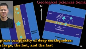 SEMINAR: April 23rd, 2014 – Rupture complexity of deep earthquakes: the large, the hot, and the fast – Zhongwen Zhan