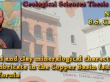 THESIS DEFENSE: May 8th @ 11:20am – Neil Seitz – Physical and clay mineralogical characteristics of an imbricate in the Copper Basin fault, SE California