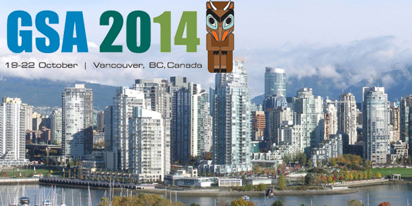 ABSTRACTS: 2014 GSA Annual Meeting in Vancouver, British Columbia (19–22 October 2014)