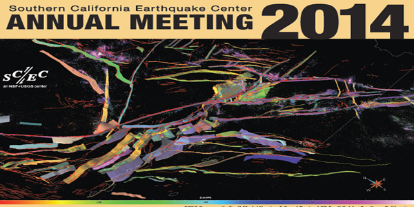 Southern California Earthquake Center (SCEC) 2014 Annual Meeting SDSU Abstract
