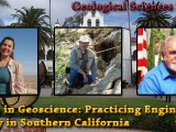 SEMINAR: October 22nd, 2014 – Careers in Geoscience: Practicing Engineering Geology in Southern California – Nissa Morton, Mike Hart, and Rob Hawk