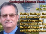 THESIS DEFENSE: Chris Maxin – April 22th, 2015 @ 3:00pm
