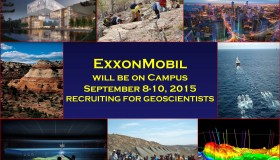 ExxonMobil Recruiting for Geoscientists