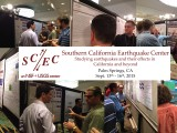 Students present their research at SCEC: Southern California Earthquake Center