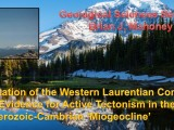 Seminar: October 8, 2015 – Segmentation of the Western Laurentian Continental Margin: Evidence for Active Tectonism in the Neoproterozoic-Cambrian 'Miogeocline'