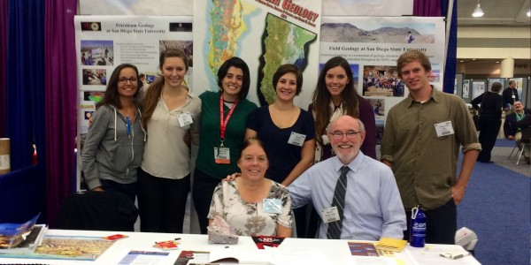 2015 SDSU students attend GSA in Baltimore, Maryland