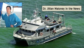 Dr. Jillian Maloney in the News
