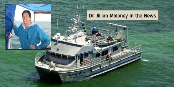 Dr. Jillian Maloney in the News