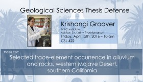 Thesis Defense – Krishangi Groover