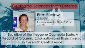 Thesis Defense – Ellen Buelow