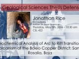 Thesis Defense – Jonathan Rice