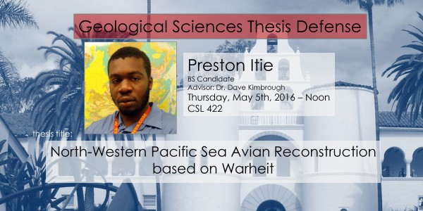 Thesis Defense – Preston Itie
