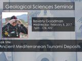 Seminar – Beverly Goodman