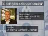 Seminar – Bruce Laws