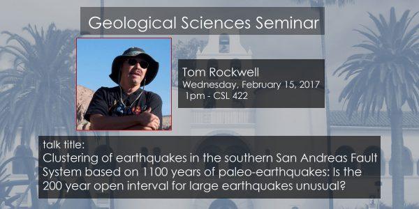 Seminar – Tom Rockwell