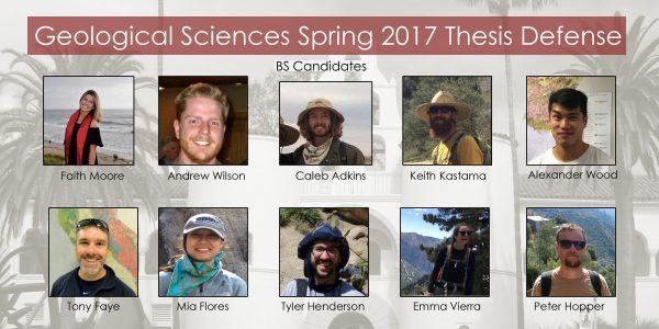 BS Spring 2017 Thesis Defense