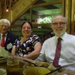 Kip Herring, Joan Kimbrough, and Dave Kimbrough