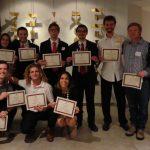 Scholarship recipient group