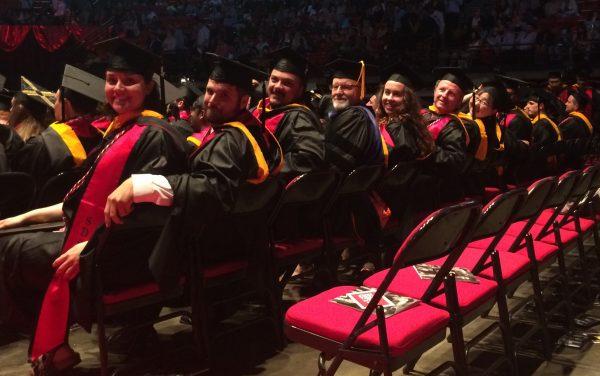 Graduate Students in Viejas