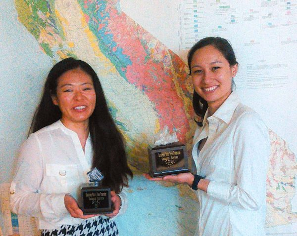Outstanding Thesis awards