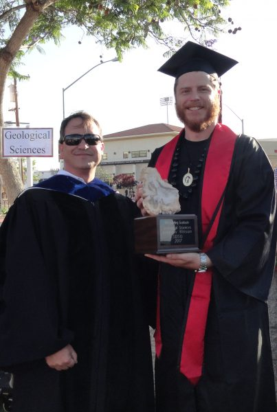 Outstanding Undergraduate