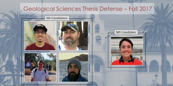Fall 2017 Thesis Defense
