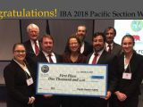 IBA Pacific Section Winners – 2018