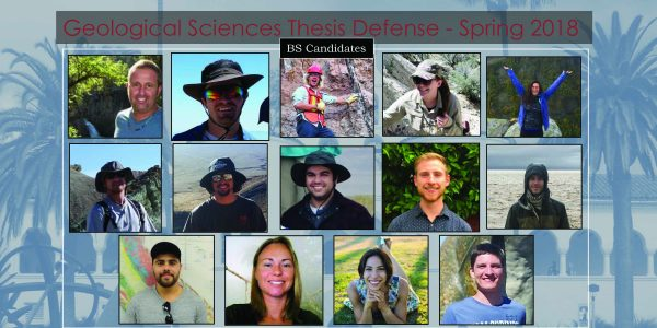 BS Thesis Defense – Spring 2018