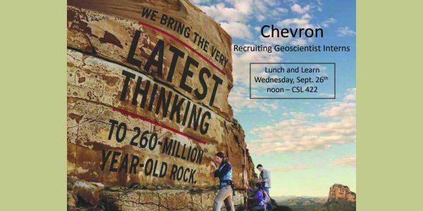 Chevron Recruiting – 2018