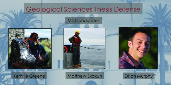 Fall 2018 Thesis Defense