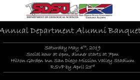 SDSU Annual Alumni Banquet