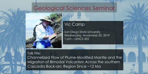 Seminar – Vic Camp