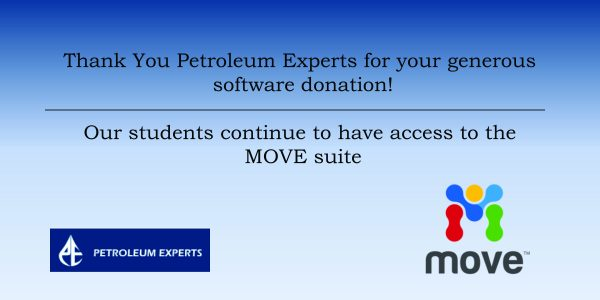 Petroleum Experts continued support