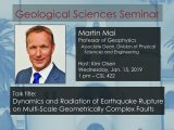 Seminar – Martin Mai