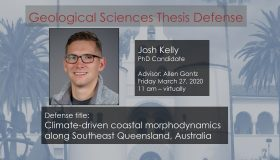Thesis Defense – Josh Kelly (PhD)